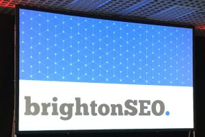 SEO event in Brighton