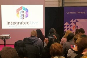 Integrated Live - Marketing event