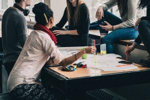 Marketing to job seekers generations meeting
