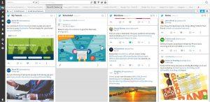 Hootsuite as a Social Media Management Tool