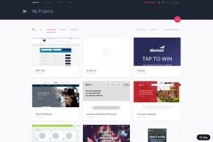 invision projects