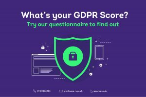 GDPR for recruitment website