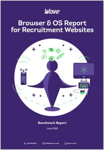 Recruitment website report- browser & operating system