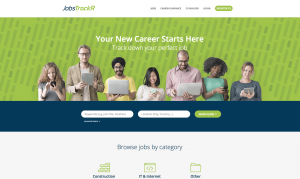 jobstrackr - job board