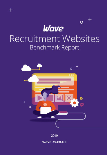 Recruitment Analytics, Career Website Benchmark Analysis - Wave